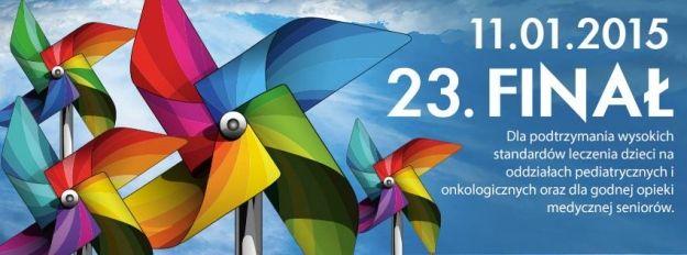 Aktualności Rzeszów | 23. Finał WOŚP w Rzeszowie (PROGRAM)