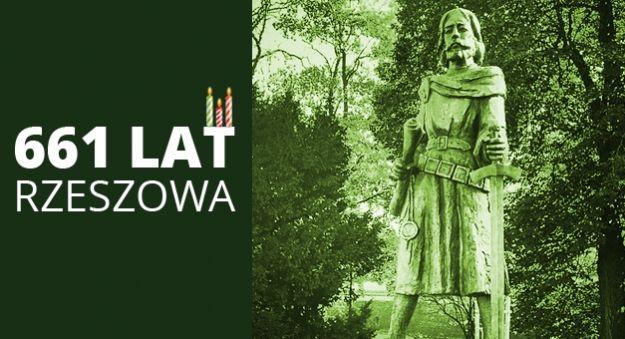 Aktualności Rzeszów | Dziś 661. urodziny Rzeszowa