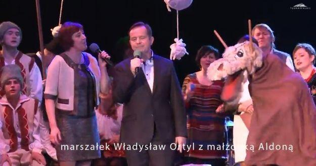 Aktualności Rzeszów | Jak śpiewa Marszałek Województwa Podkarpackiego?