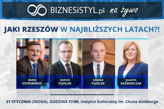Aktualności Rzeszów | Jaki Rzeszów w najbliższych latach?