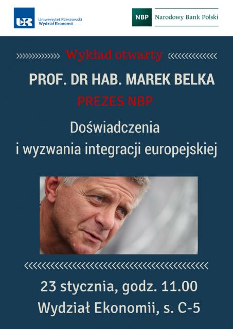 Aktualności Rzeszów | Prezes NBP z wizytą w Rzeszowie