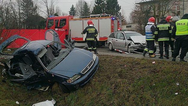 Aktualności Podkarpacie | Śmiertelny wypadek w Boguchwale. Nie żyją 2 osoby
