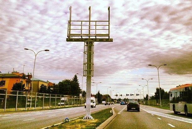 Aktualności Rzeszów | Poszerzenie Al. Sikorskiego. Pierwszy duży projekt drogowy 2015 w Rzeszowie