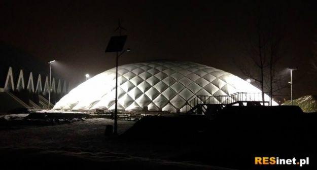 Aktualności Rzeszów | Z opóźnieniem, ale jest. Zadaszenie skateparku gotowe