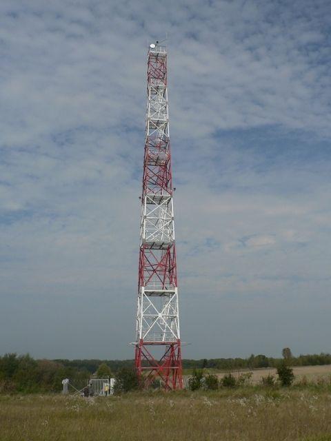 Aktualności Podkarpacie | 50 metrowa wieża obserwacyjna. Nowość w Bieszczadzkiej Straży Granicznej