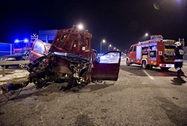 Aktualności Podkarpacie | Tragiczny wypadek na A4. Zginęli dwaj siatkarze Karpaty Krosno