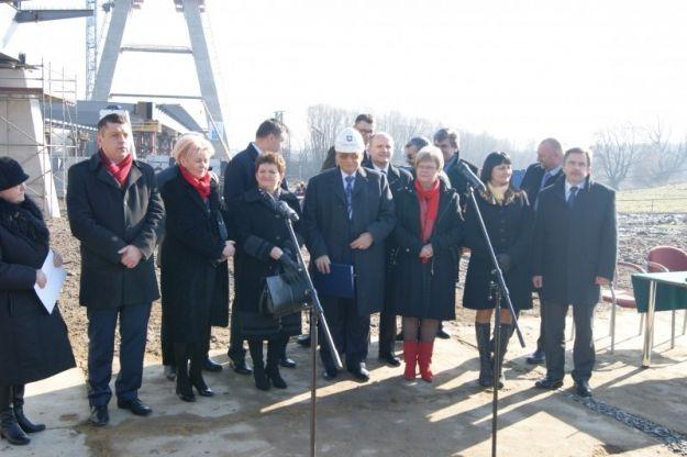 Aktualności Rzeszów | FOTO. Rzeszów dostał 55 mln zł na budowę największego mostu w regionie