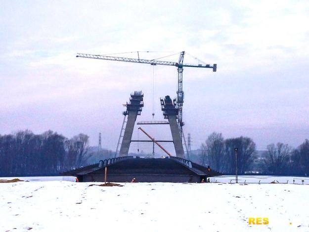 Aktualności Rzeszów | FOTO. To będzie największy most w Rzeszowie