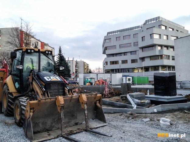 Aktualności Rzeszów | FOTO. Budują drogę dojazdową. Tym razem od Warzywnej