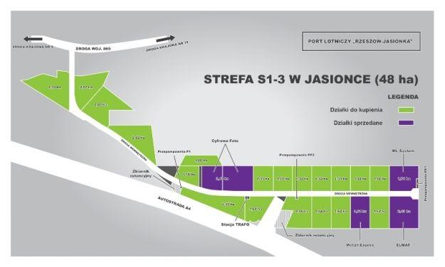 Aktualności Rzeszów | Są już pierwsi inwestorzy w Strefie S1-3 w podrzeszowskiej Jasionce