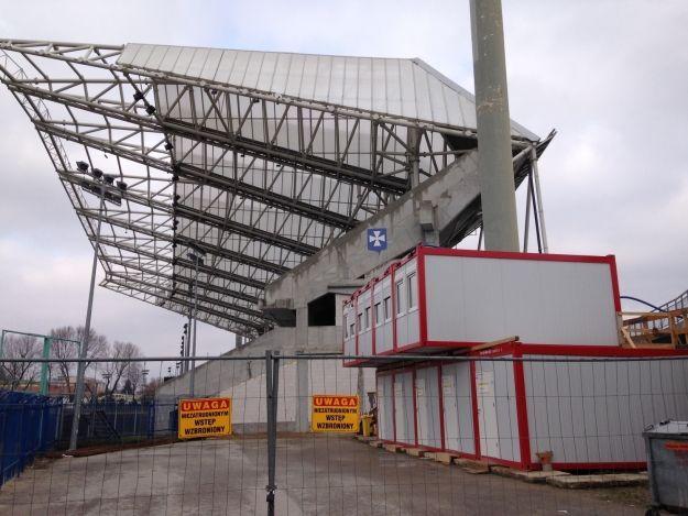 Aktualności Rzeszów | FOTO. Kolejne inwestycje na Stadionie Miejskim