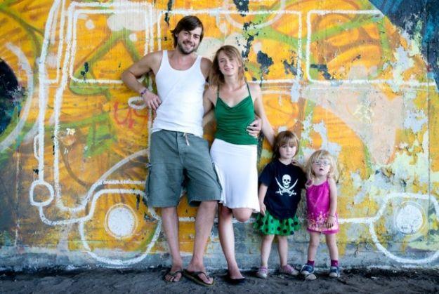 Aktualności Rzeszów | Podróżują z małymi dziećmi po całym świecie. Rodzina bez Granic odwiedzi Rzeszów