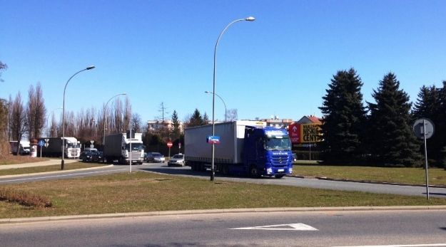 Aktualności Rzeszów | Uwaga! Dziś protest kierowców tirów. Możliwe utrudnienia w Rzeszowie!