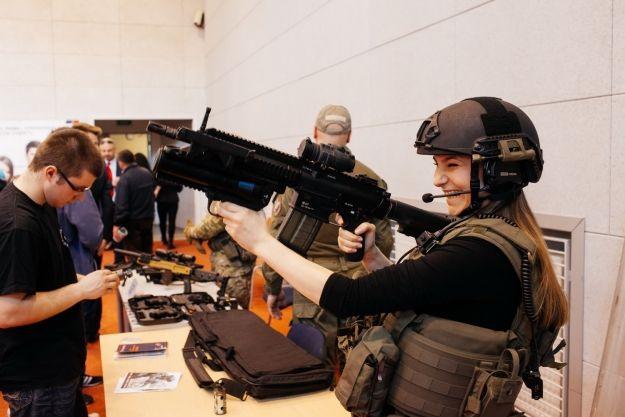 Aktualności Rzeszów | FOTO. Wojsko w kampusie WSPiA