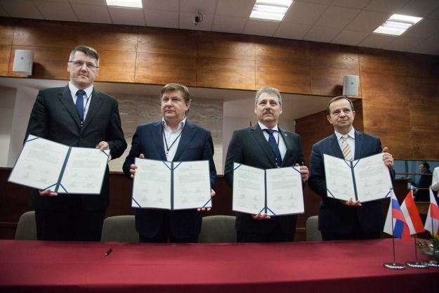 Aktualności Rzeszów | Jest porozumienie w sprawie Via Carpathia. Kolejny krok w kierunku gigantycznej inwestycji