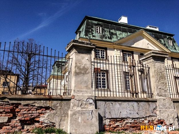 Aktualności Rzeszów | Pałac Lubomirskich w rękach lekarzy. Odnowią jeden z głównych zabytków Rzeszowa