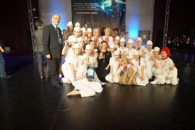 Aktualności Rzeszów | Rzeszowskie tancerki zdobywają kolejne medale