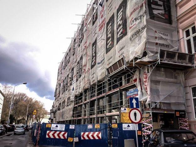 Aktualności Rzeszów | FOTO. Jak przebiega rozbudowa hotelu Bristol?