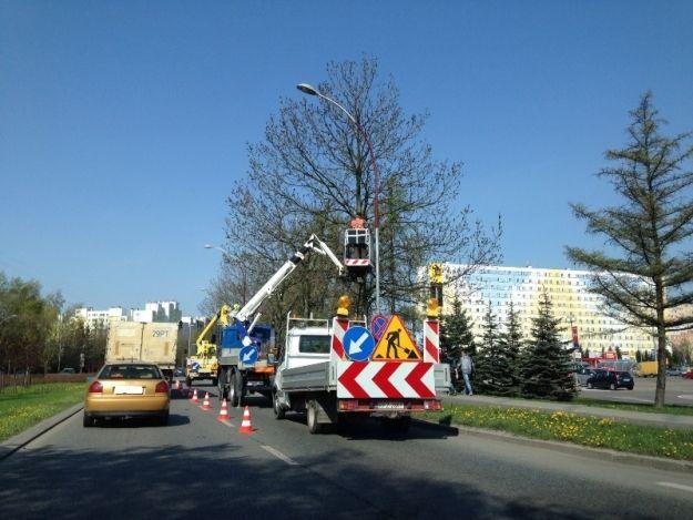 Aktualności Rzeszów | FOTO. Wiosenne porządkowanie Rzeszowa. Gdzieniegdzie możliwe utrudnienia