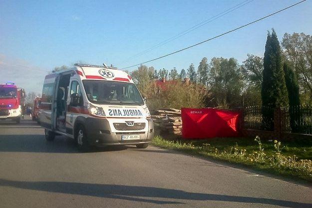 Aktualności Rzeszów | Tragiczny wypadek w Racławówce.  Nie żyje 18-letni motocyklista