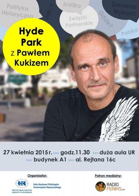 Aktualności Rzeszów | Paweł Kukiz z wizytą w Rzeszowie
