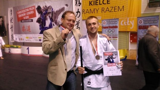Aktualności Rzeszów | Rzeszowski judoka Mistrzem Polski Seniorów