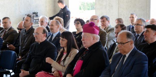 Aktualności Rzeszów | Wmurowali akt erekcyjny pod budowę nowego Archiwum Państwowego