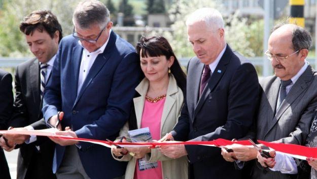 Aktualności Podkarpacie | Otwarto drugą część obwodnicy Przemyśla