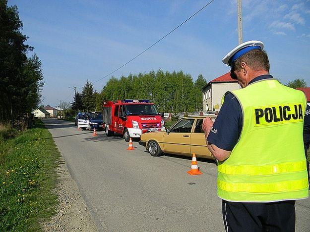 Aktualności Podkarpacie | Samochód wjechał w grupę młodzieży. Są ranni