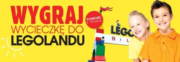 art. sposn. | Wygraj wycieczkę do Legolandu!
