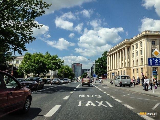 Aktualności Rzeszów | Kary za jazdę buspasami. Jak nie mandat, to sprawa w sądzie