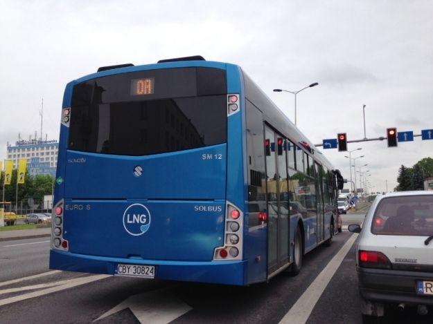 Aktualności Rzeszów | Znów testowali nowoczesny autobus. Tym razem Solbus Solcity