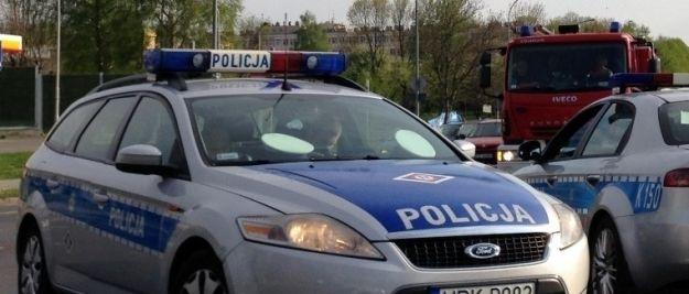 Aktualności Podkarpacie | Poranny wypadek w Moderówce. Kierowca zasnął i wjechał do rowu