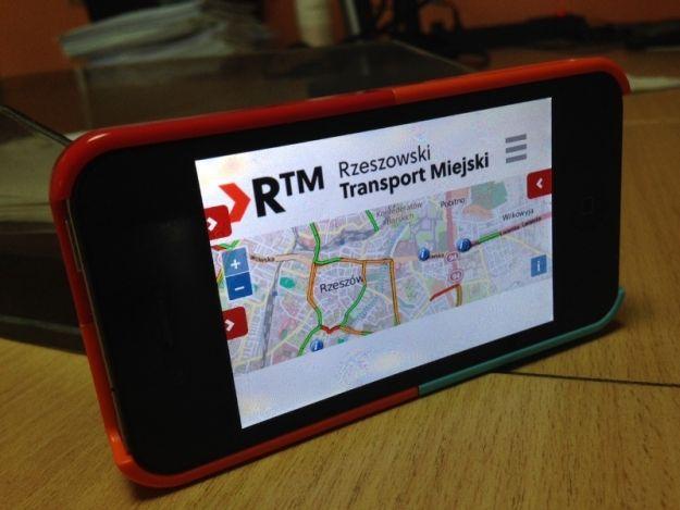 Aktualności Rzeszów | Rozkład jazdy z elektronicznej tablicy przy przystanku w komórce!