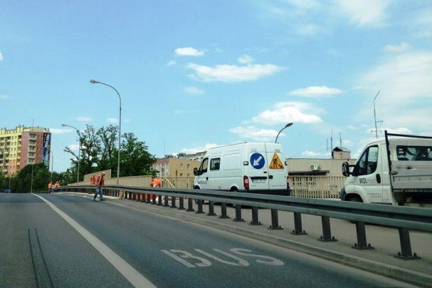 Aktualności Rzeszów | Rozpoczęto prace remontowe na wiadukcie Tarnobrzeskim