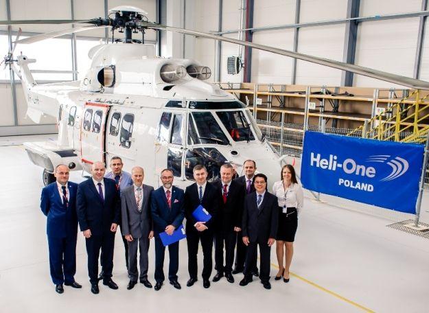 Aktualności Rzeszów | Na Politechnice będą szkolić mechaników lotniczych. Jest umowa z Heli-One