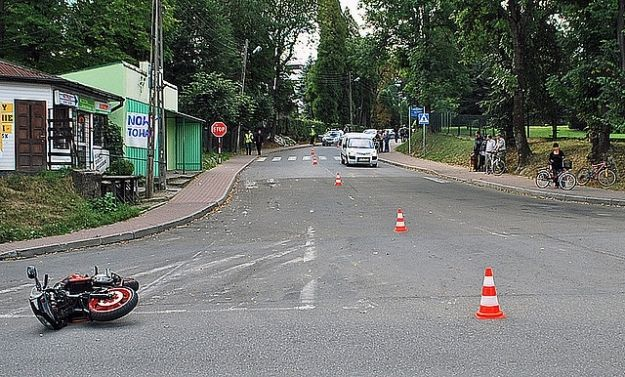 Aktualności Podkarpacie | Tragiczny wypadek. Nie żyje 86-letni motocyklista