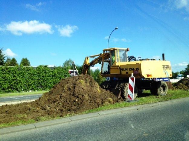 Aktualności Rzeszów | Zapowiadają roboty dodatkowe przy budowie dróg łączących Strzelniczą z Potokową