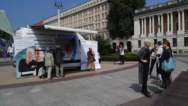 Aktualności Rzeszów | Już we wtorek na rzeszowskim Rynku słuchobus