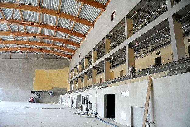 Aktualności Rzeszów | Nowa hala sportowa w Rzeszowie do 15 sierpnia. Zobacz, jak wygląda
