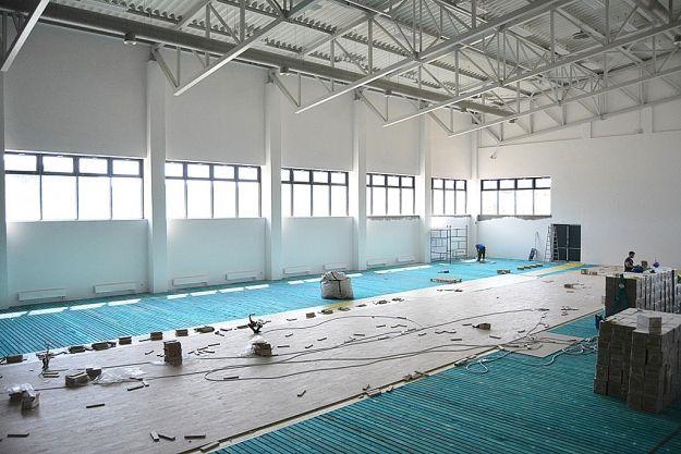 Aktualności Rzeszów | (FOTO) Kończą budowę nowej szkoły. Zobacz, jak wygląda placówka przy Bł. Karoliny