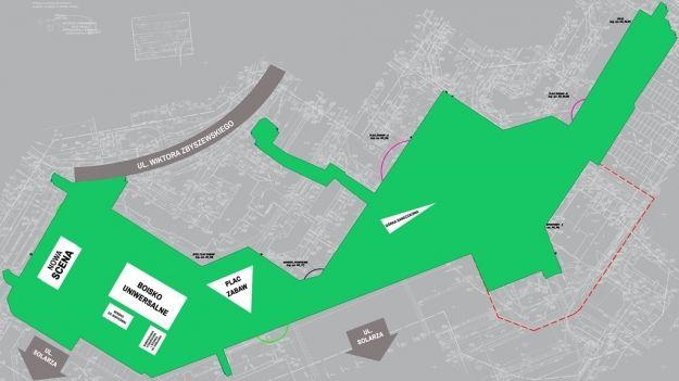 Aktualności Rzeszów | Zobacz, jak będzie wyglądał zagospodarowany teren zieleni na Krakowskiej Południe