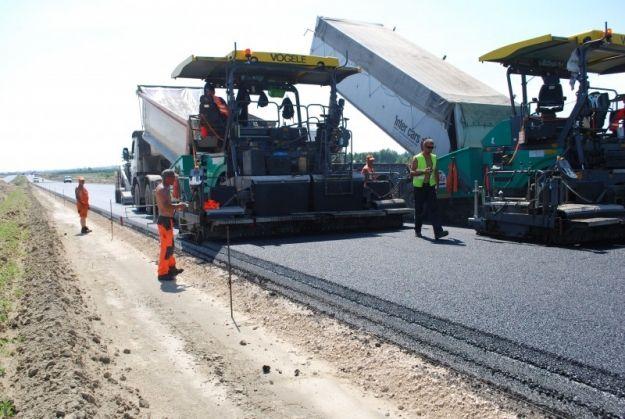 Aktualności Rzeszów | (FOTO) Zobacz, jak przebiegają prace na odcinku A4 Rzeszów – Jarosław