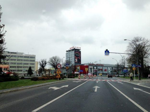 Aktualności Rzeszów | Odnowią pas drogowy przy Cieplińskiego