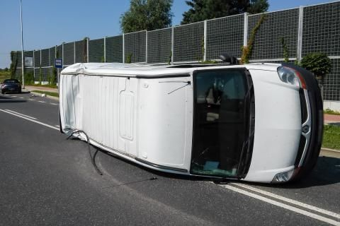 Aktualności Rzeszów | (FOTO) Feralny piątek na lokalnych drogach. Trzy wypadki w Rzeszowie i okolicy