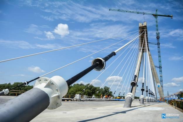 Aktualności Rzeszów | Priorytet drogowy bieżącego roku. Nowa trasa i gigantyczny most