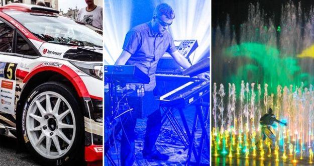 Aktualności Rzeszów | Weekend dużych imprez w plenerze. Zobacz, co będzie działo się w Rzeszowie
