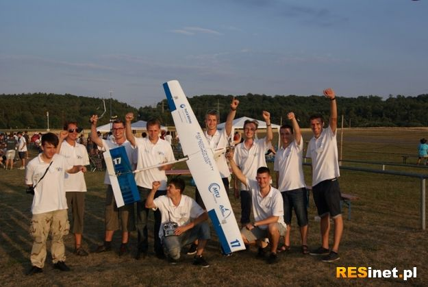 Aktualności Rzeszów | Sukces studentów PR na zawodach zdalnie sterowanych modeli samolotów