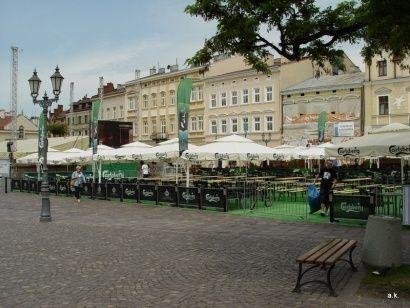 Aktualności Rzeszów | Rzeszowskie strefy kibica będą monitorowane