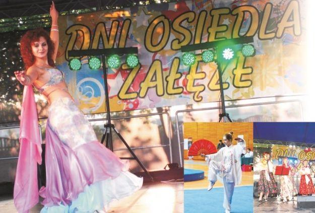 Aktualności Rzeszów | Gigantyczne bańki, taniec, skoki spadochronowe... To wybrane atrakcje Dni Osiedla Załęże